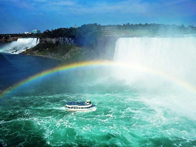 纽约出发尼亚加拉大瀑布8日游:NY8-47