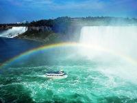蒙特利尔出发尼亚加拉大瀑布5日游:MO5-8260