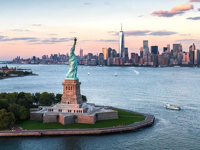 纽约出发尼亚加拉大瀑布7日游:NY7-7819