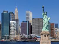 纽约出发尼亚加拉大瀑布7日游:NY7-9002