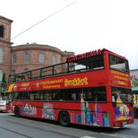 法兰克福出发观光巴士1日游:FR-T-728