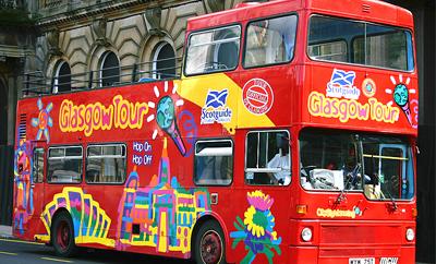 格拉斯哥出发观光巴士1日游:GL-T-672