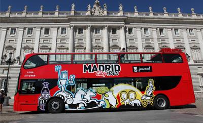 马德里出发观光巴士1日游:MA-T-705