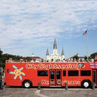 新奥尔良出发观光巴士1日游:NO-T-591