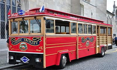 苏黎世出发观光巴士1日游:SU-T-769