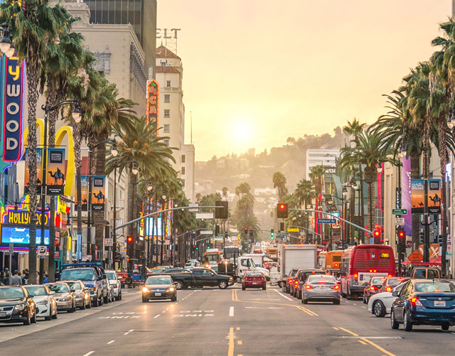 洛杉矶出发舒适小团、包车自由行1日游:LA1-8526