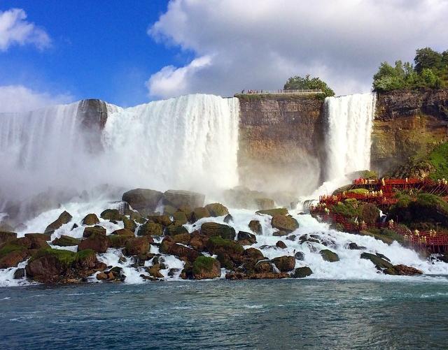 纽约出发尼亚加拉大瀑布、风之洞8日游:NY8-9847