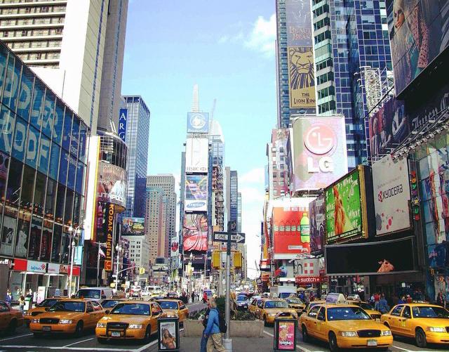 纽约出发1日游:NY1-1