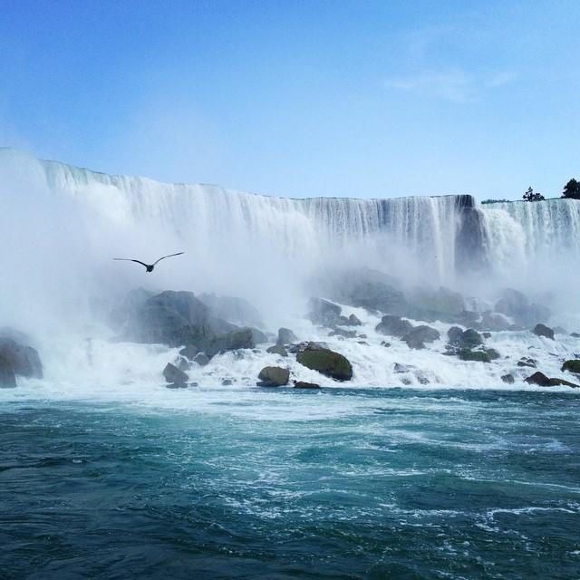 芝加哥出发尼亚加拉大瀑布8日游:CH8-243