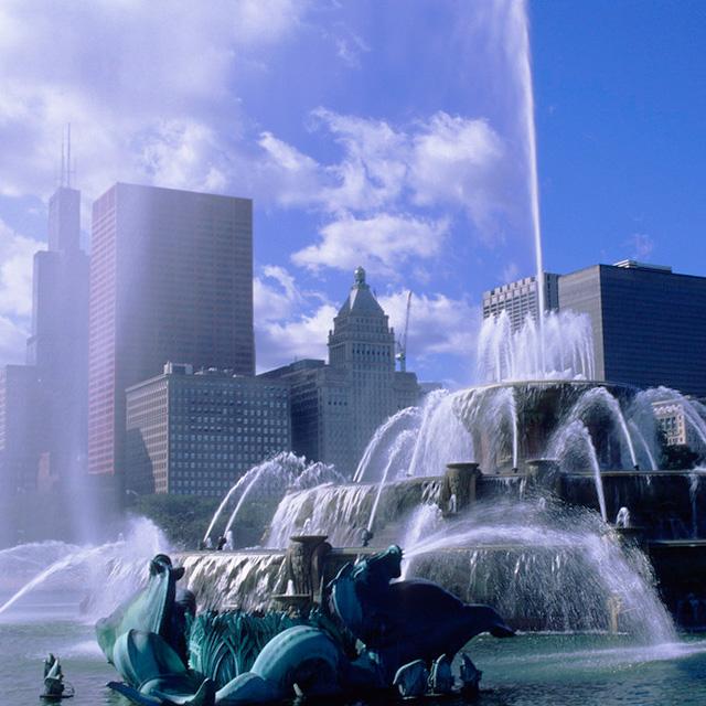 芝加哥出发尼亚加拉大瀑布7日游:CH7-515