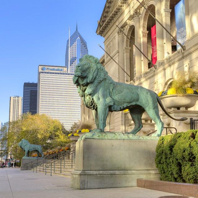 芝加哥出发春假旅游8日游:CH8-5232
