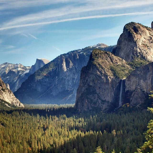 洛杉矶出发大峡谷、黄石公园、优胜美地10日游:LA10-1803