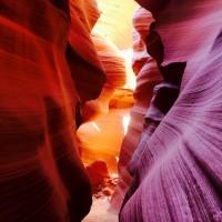 拉斯维加斯出发大峡谷、羚羊谷2日游:LV2-6594