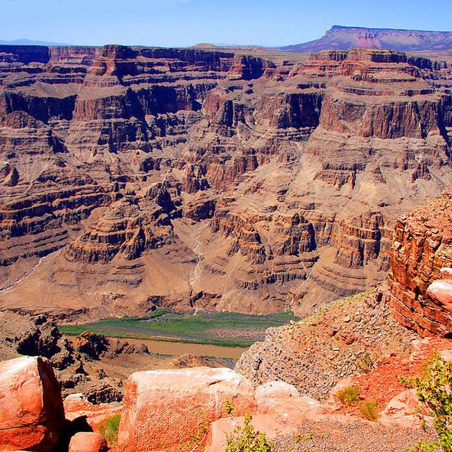 拉斯维加斯出发大峡谷、羚羊谷4日游:LV4-2185