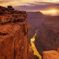 拉斯维加斯出发大峡谷、羚羊谷4日游:LV4-3395