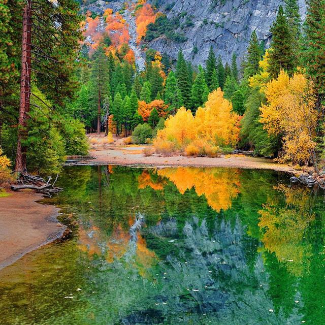 拉斯维加斯出发大峡谷、优胜美地、羚羊谷6日游:LV6-5025