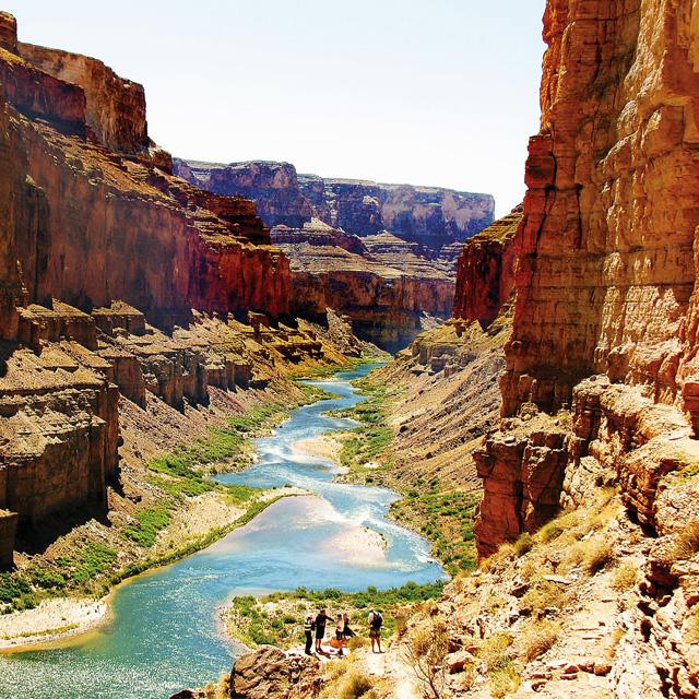 拉斯维加斯出发大峡谷、羚羊谷9日游:LV9-5167