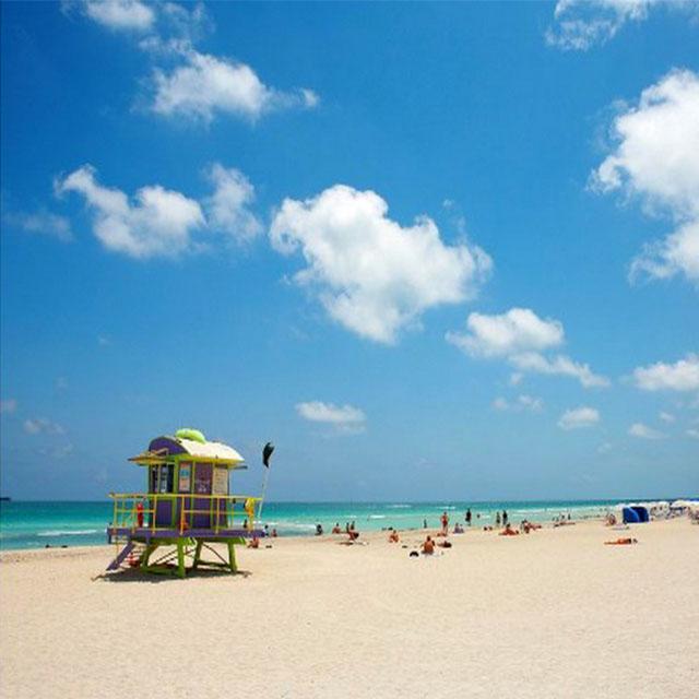 迈阿密出发13日游:MI13-4201