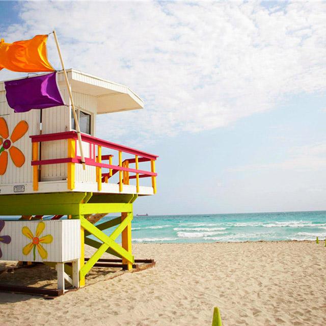 迈阿密出发7日游:MI7-4480