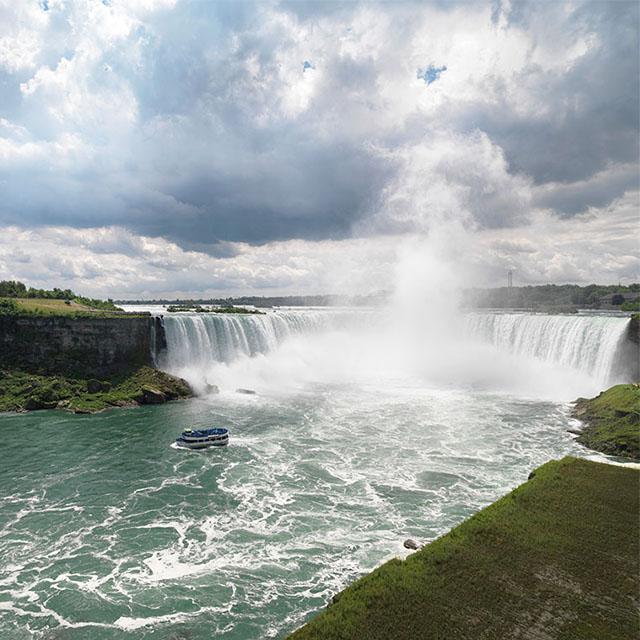纽约出发尼亚加拉大瀑布10日游:NY10-2667