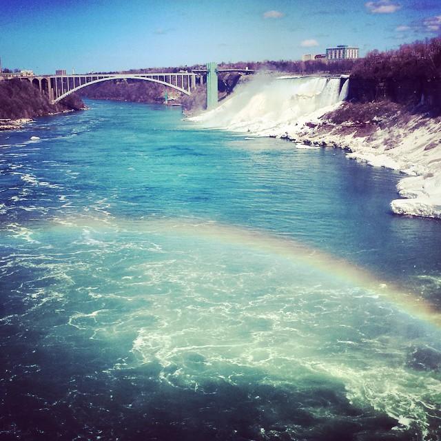纽约出发尼亚加拉大瀑布3日游:NY3-4535