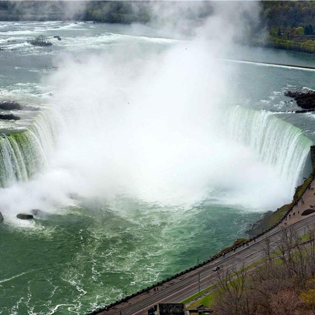 纽约出发尼亚加拉大瀑布5日游:NY5-2810