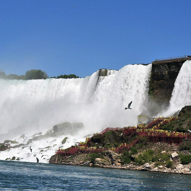 纽约出发尼亚加拉大瀑布7日游:NY7-2812