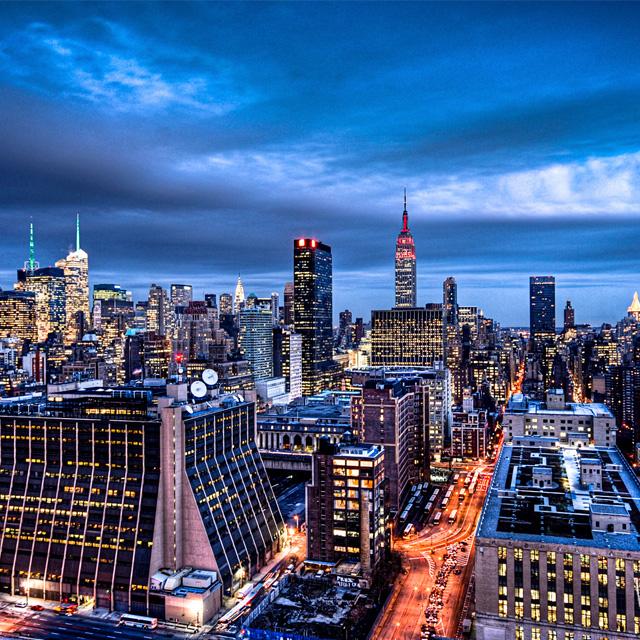 纽约出发7日游:NY7-5210