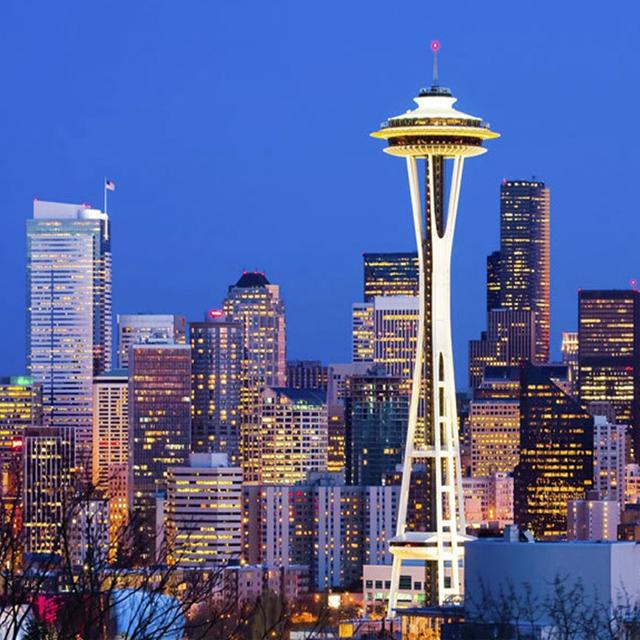 西雅图出发4日游:SE4-4637