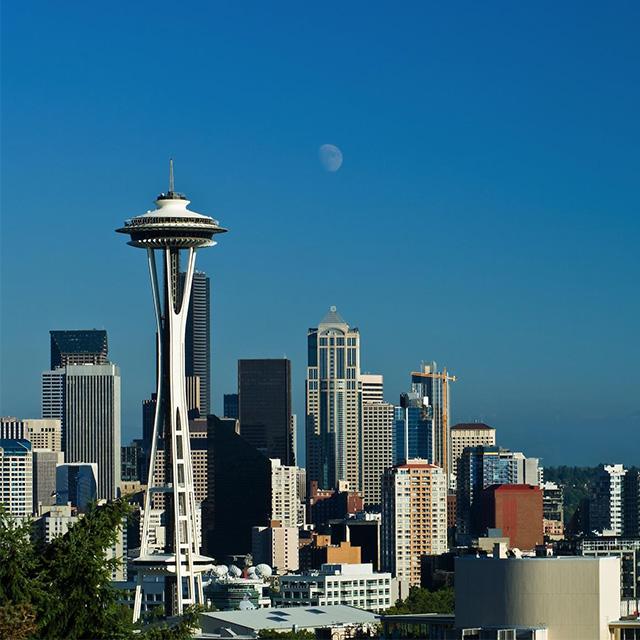 西雅图出发班夫公园、费尔蒙酒店8日游:SE8-2484