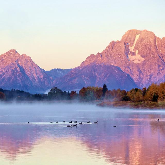 西雅图出发黄石公园8日游:SE8-5204