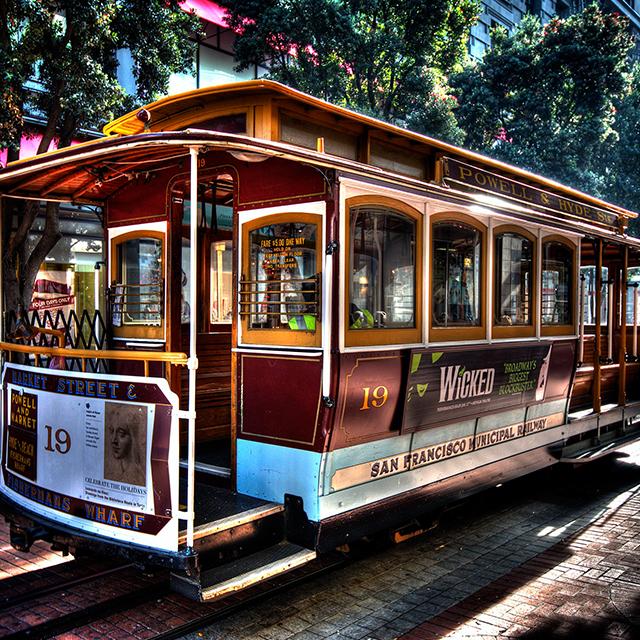 旧金山出发大峡谷、黄石公园、优胜美地8日游:SF8-1375