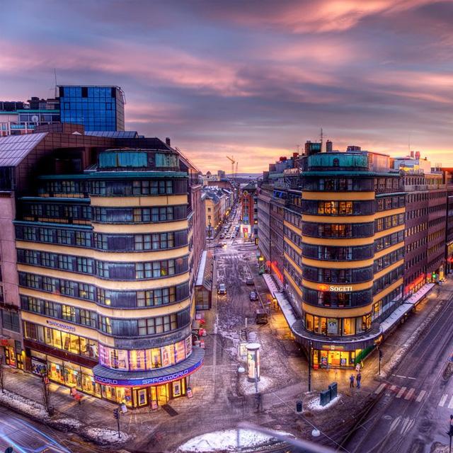 斯德哥尔摩出发4日游:ST4-5939