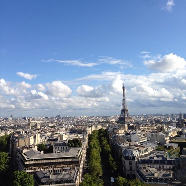 巴黎出发11日游:PA11-295