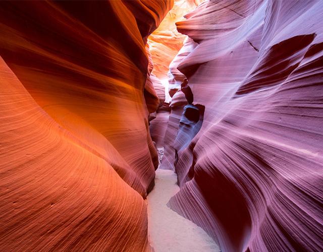 拉斯维加斯出发大峡谷、羚羊谷8日游:LV8-7277