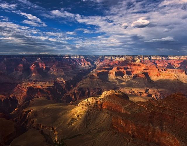 拉斯维加斯出发大峡谷、羚羊谷4日游:LV4-9168