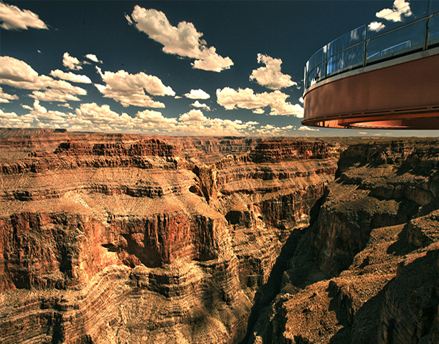 拉斯维加斯出发大峡谷、黄石公园、羚羊谷8日游:LV8-5913