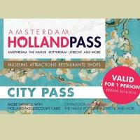 阿姆斯特丹出发景点门票1日游:AM-T-1458