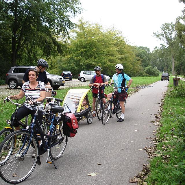 阿姆斯特丹出发骑行1日游:AM-T-1468