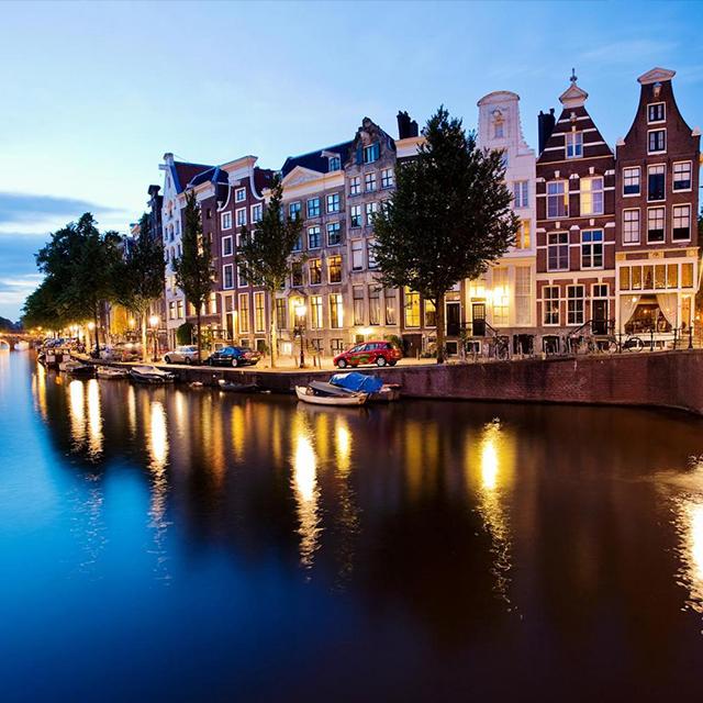 阿姆斯特丹出发游船观光1日游:AM-T-1577