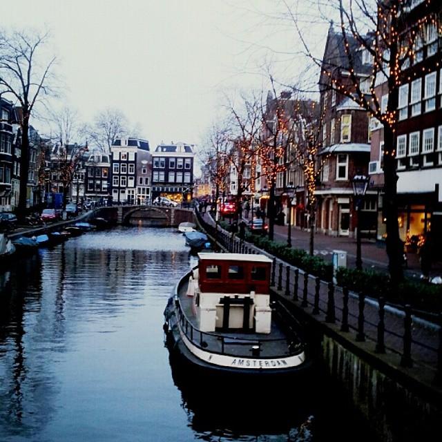 阿姆斯特丹出发游船观光1日游:AM-T-3097