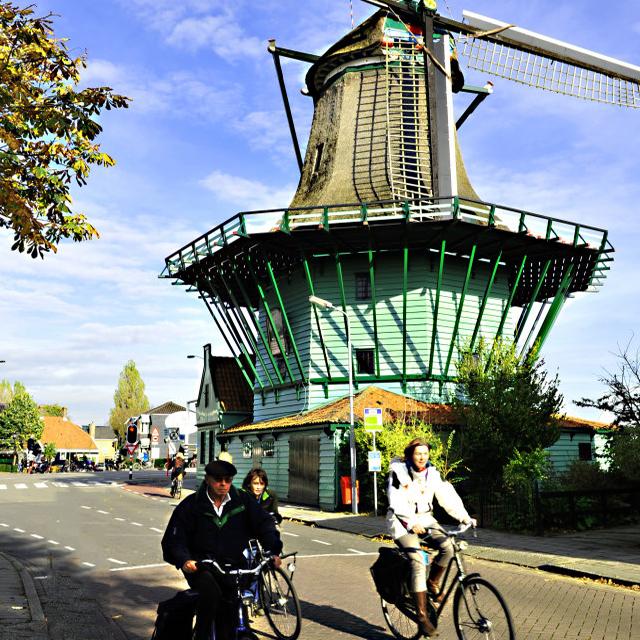 阿姆斯特丹出发骑行1日游:AM-T-3158