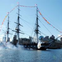 波士顿出发游船观光1日游:BO-T-616