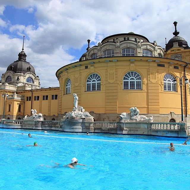 布达佩斯出发景点门票1日游:BU-T-1828