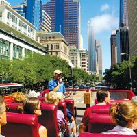芝加哥出发观光巴士1日游:CH-T-1580