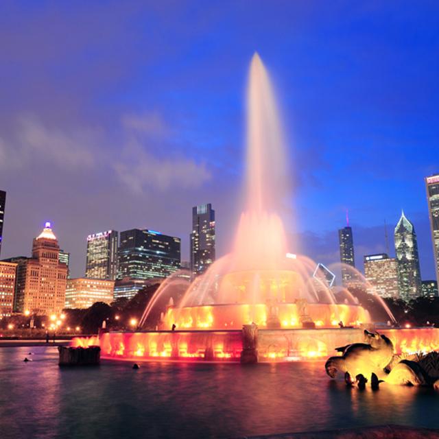 芝加哥出发1日游:CH-T-1600
