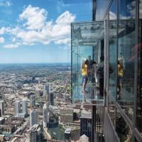 芝加哥出发景点门票、空中观光1日游:CH-T-584