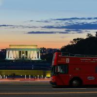 华盛顿出发观光巴士1日游:DC-T-2733