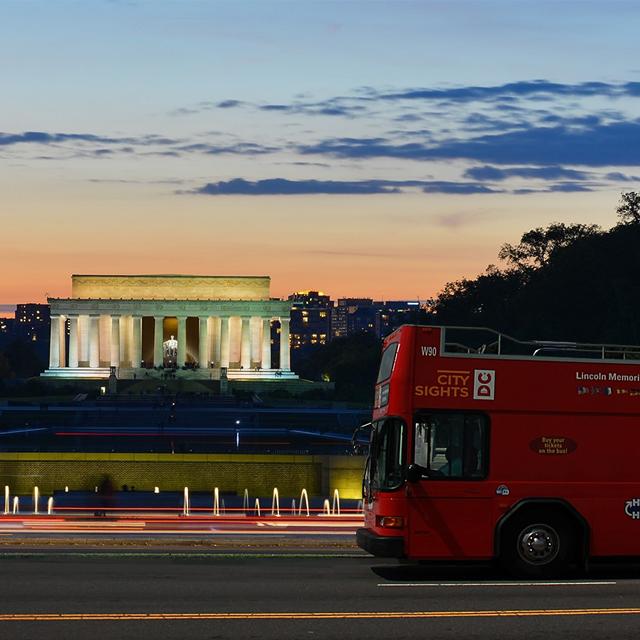 华盛顿出发1日游:DC-T-2737