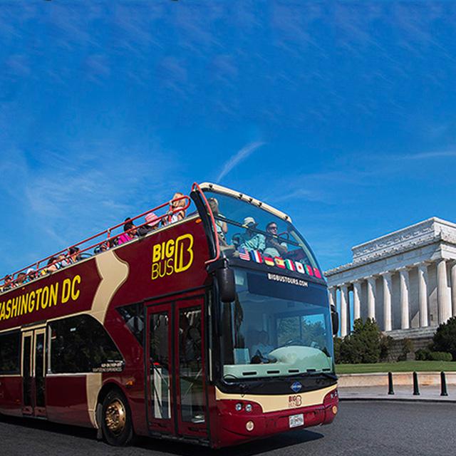 华盛顿出发观光巴士1日游:DC-T-2749